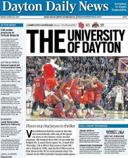 DDN Front page